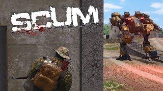 SCUM ★ Militär Loot und PVP ★ Live #06 ★ Die Prototypen Server ★ Multiplayer Gameplay Deutsch German
