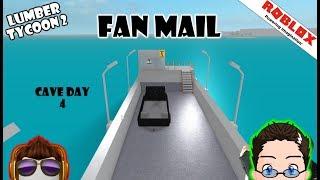 Roblox - Holz Tycoon 2 - Fan Mail / Höhle Tag 4!!!