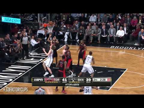 Joe Johnson vs DeMar DeRozan Full Duel Highlights 2014 Playoffs East R1G3 - Nets vs Raptors
