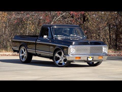 1972 Chevrolet C10 Cheyenne Super FOR SALE / 136285