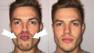 3 Exercises To Lose CHUBBY Cheeks (Get a Defined Face)