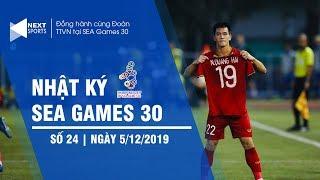 Nhật Ký SEA Games 30 Tối 512  U22 Tiễn Thai Lan Về Nước Nữ Việt Nam Vào Chung Kết SEA Games