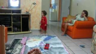 Caetano dançando musica da novela