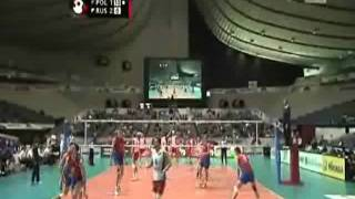 Jakub Jarosz 5 aces in a row
