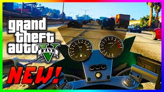 GTA 5 NEW First-Person Mode Gameplay Trailer - Grand Theft Auto 5 PS4 Gameplay First Person! (GTA V)