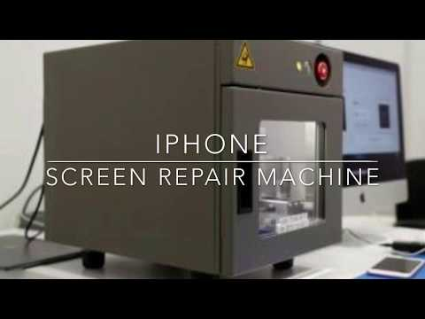 Broken iPhone Repair Machine Review