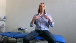 Tailbone Pain Exercises - 1 Minute Tip for Pain Relief