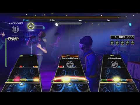 Zombie by The Cranberries Full Band FC #3684