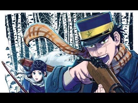 Golden Kamuy OP Full - (Winding Road)[Man With A Mission]