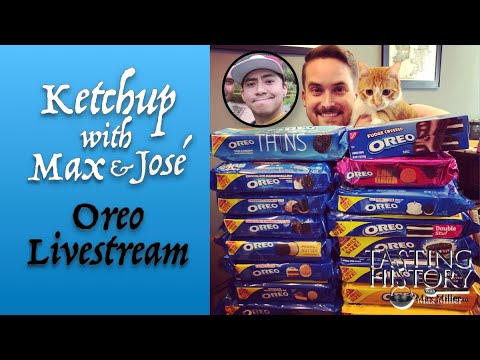 Download 14.5 Ketchup with Max and Jose: Oreo Livestream & QA