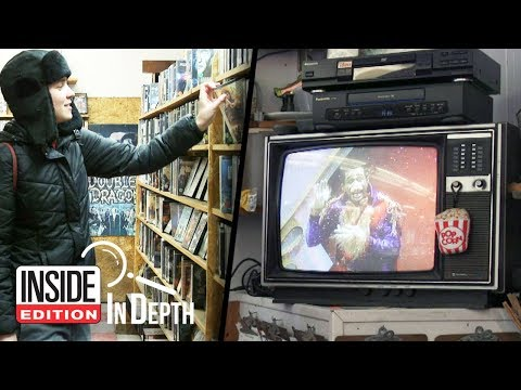 Inside One of the Last VHS Rental Stores in America