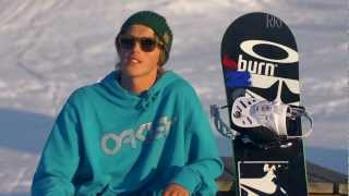 Triple Underflip 1260 on Snowboard - Stale Sandbech - World record