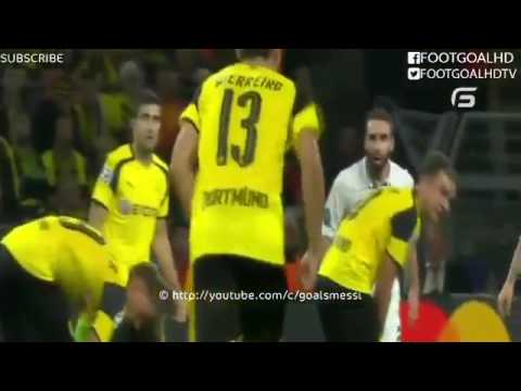 Download All Goals & Highlights ~ Borussia Dortmund 2 2 Real Madrid ~ 27/09/2016 Champions League