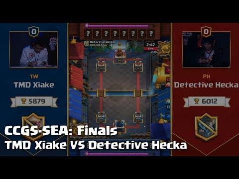 Download 2017 Crown Championship SEA Finals - TMD Xiake VS Detective Hecka