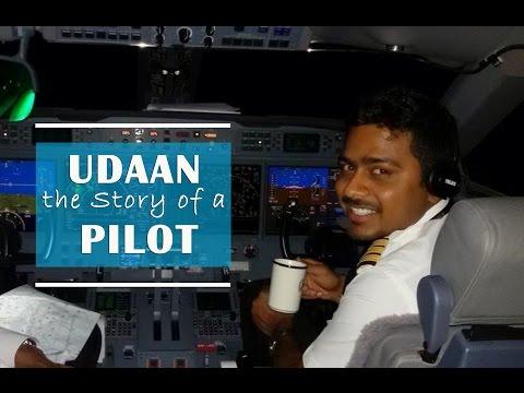 Udaan | Story of a Pilot | Pilot Career Guidance | Indian Aviation | Pilot Training | Rahul Shivhare