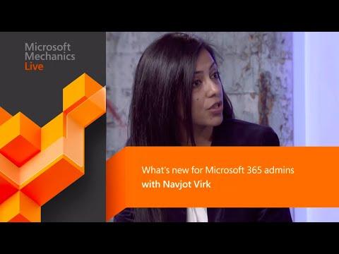 Microsoft 365 Admin Updates | User Templates, Global Reader Role. (Microsoft Ignite)