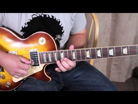 Metallica - One - How to Play the First Solo on Guitar - Guitar Lessons - Kirk Hammett