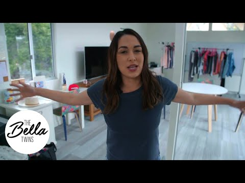Nikki Bella is DIRTY and MESSY! Brie vents about her sister's nasty habits