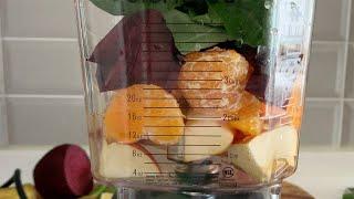 세가지 스무디 만들기(케일,샐러리,비트주스) / 채식브…