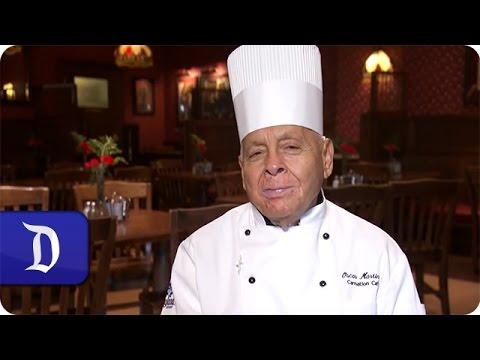 Oscar Martinez, Longest Tenured Disneyland Resort Cast Member, Marks 60  Years of Service