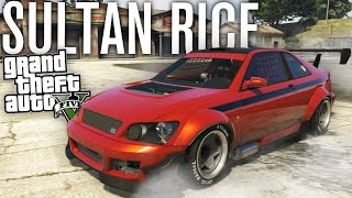 One of BlackPanthaa's most viewed videos: BENNY'S SULTAN RS BUILD! | GTA 5 (GTA Online)