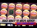 Happy July 4th LIVE from the casino at River Rock Casino HUGE WIN!!! | NorCal Slot Guy