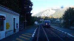 [Cab ride] 1/3 Grenoble à Monestier de Clermont ligne des Alpes ATER X73500