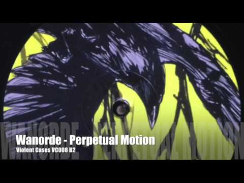 Violent Vases VC008 Wanorde B2 Perpetual Motion