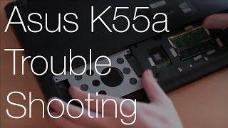 Asus K55a Windows 8 Laptop Troubleshooting | IMNC