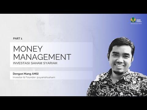 Money Management Investor Saham Syariah - bareng Mang AMSI (Part 1)