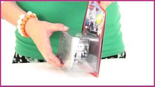 видео Круглая ледянка Дисней в ассортименте