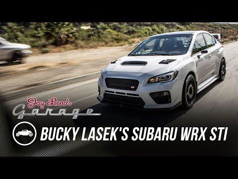 Bucky Laseks 2016 Subaru WRX STI - Jay Lenos Garage