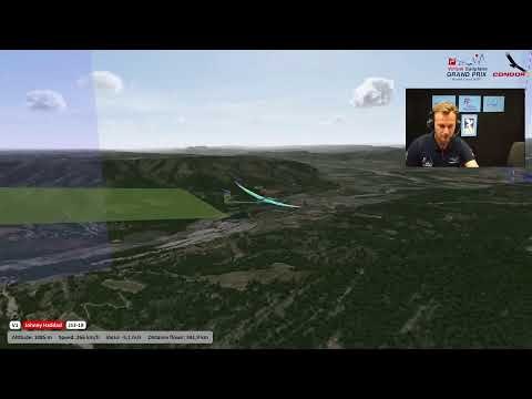 6ème épreuve du 1st Virtual Sailplane Grand Prix