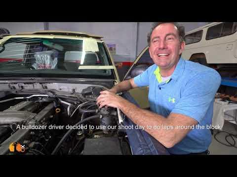 IT STARTS! 20-Year-Old Land Cruiser Restoration. Part-12.Paul talks fuel systems.