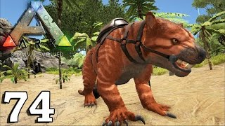 Ark : Survival Evolved 74 - THYLACOLEO, Le Lion Marsupial - royleviking [FR HD PC]