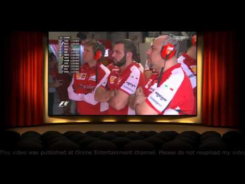 F1 2015 Round 6 Monaco Full Qualifying