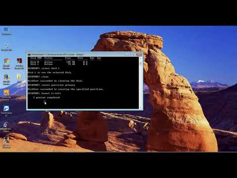 How to Format Hard Drive Using Cmd ( Command Prompt)