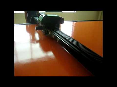 Auto-Cutting machine 01