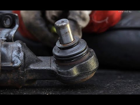 Рычаги передние и шаровые опоры ремонт Mercedes-Benz W124 - BatusW124