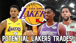 5 Trades the Los Angeles <b>Lakers</b> Could Make to IMPROVE by Only ...