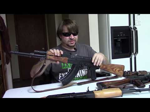 Romanian Cugir WASR-10 - History, Myths, & Legends