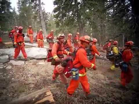 Mountain Fire Personnel (2015) | Documentary, USA | Alex Tys