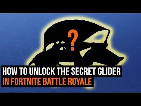 How To Unlock The Secret '100 TIER' Glider in Fortnite Battle Royale