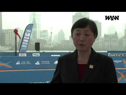 W&W AFR - Shanghai: Memories - the evolution of Shanghai with athletes and staff