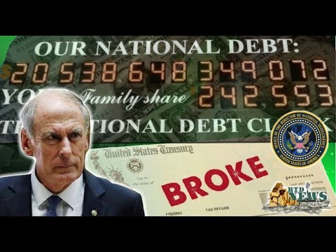 National Debt 'Unsustainable', Intelligence Director Coats Says
