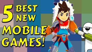5 BEST NEW Android & iOS Mobile Games of the Week | TL;DR Reviews #22