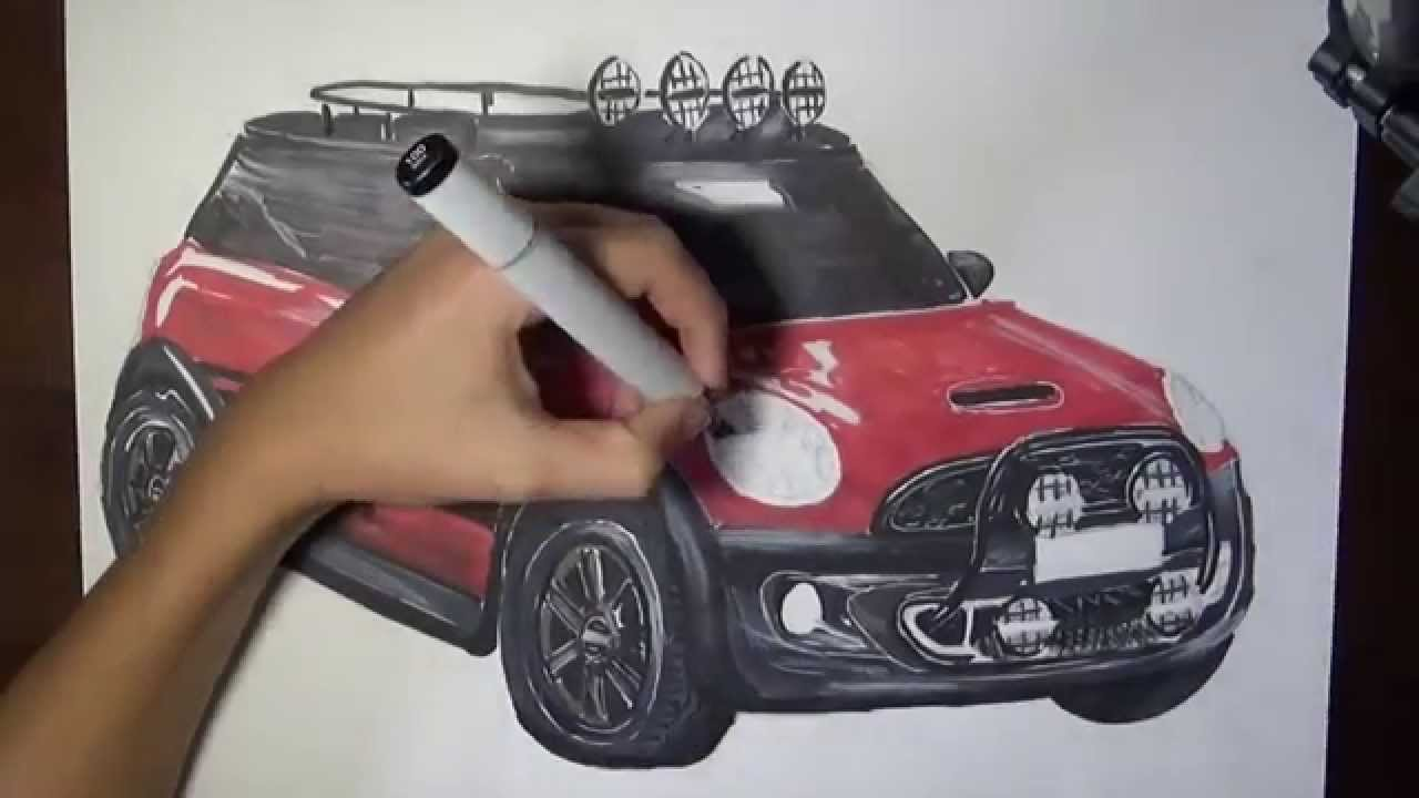 small resolution of mini cooper drawing