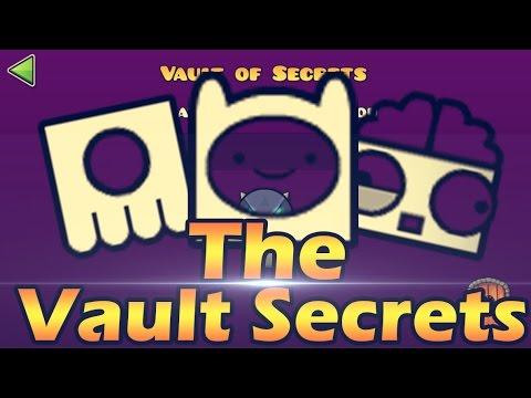 Todos los c digos del the vault of secrets geometry dash 2 for Vault of secrets