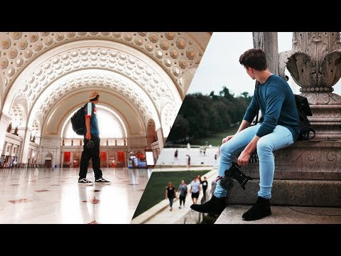 CINEMATIC DC VLOG