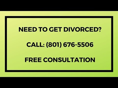 Need To Get Divorced?